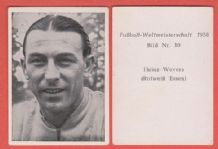 West Germany Heinz Wevers Rot Weiss Essen (10)